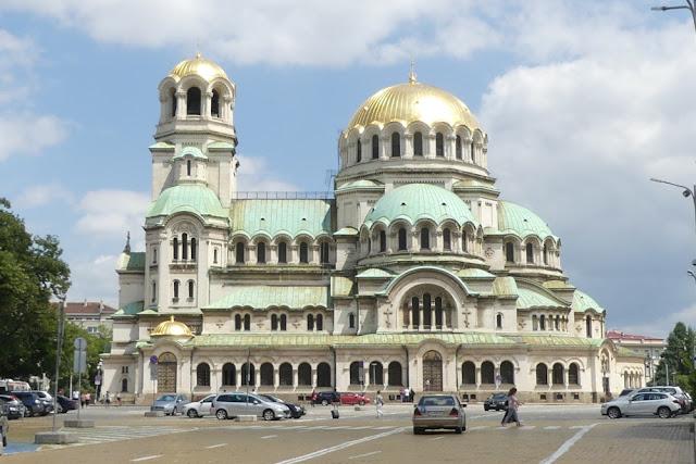Sofia - Alexander-Newski-Kathedrale