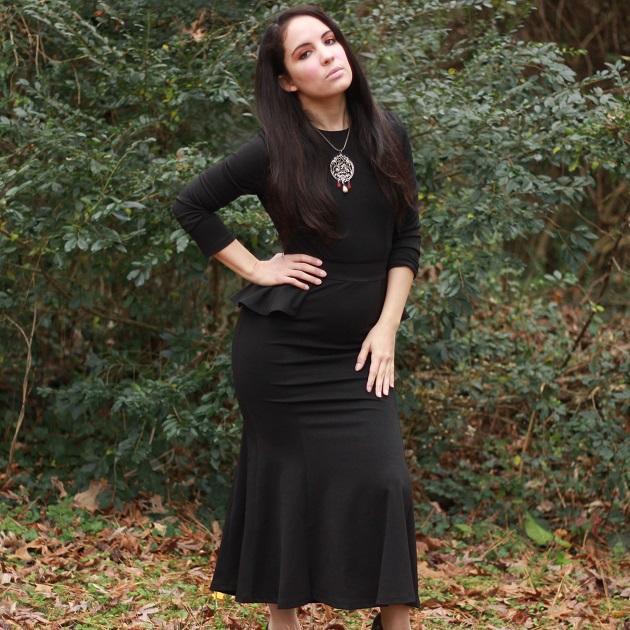 StyleWe Mermaid-Style Dress