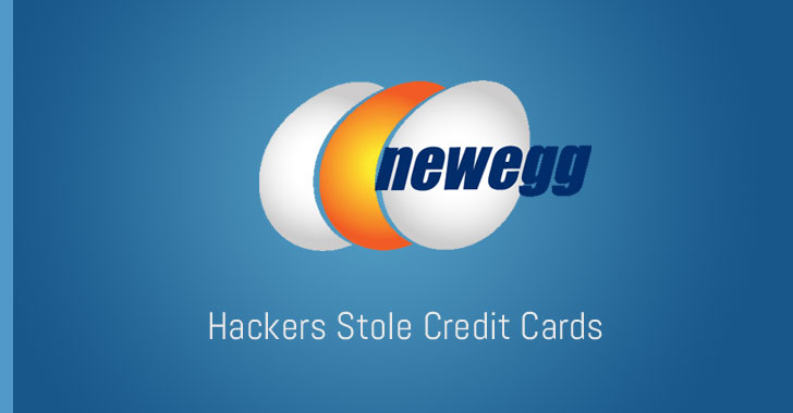 newegg data breach credit card hacking