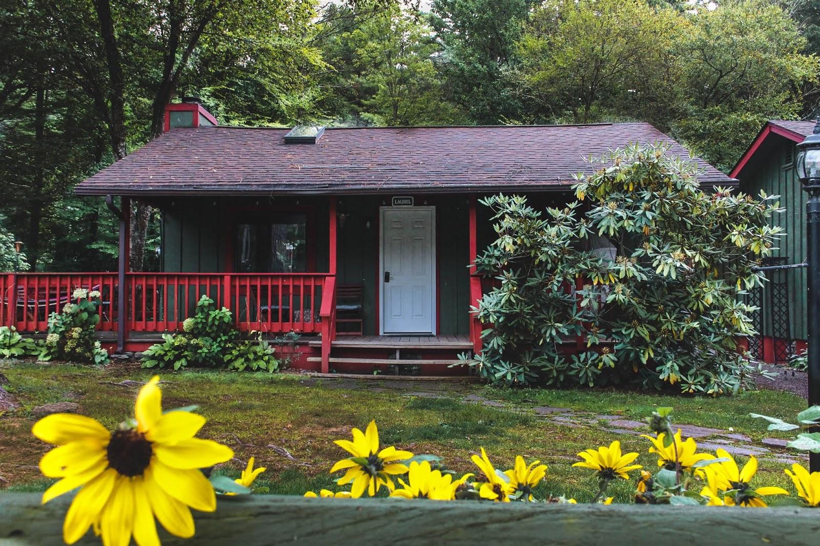 Laural Cottage Magnolia Streamside Resort