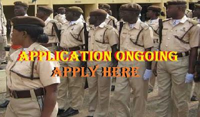 Nigerian Prison Recruitment Login Portal | NPS Registration Form @ www.prisons.gov.ng