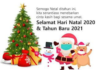selamat natal 2020
