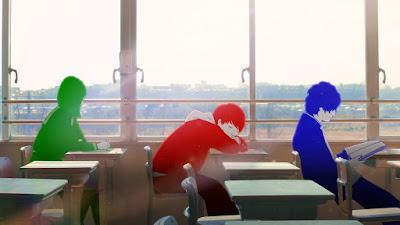 YOASOBI - Sangenshoku lyrics terjemahan arti lirik kanji romaji indonesia translations 三原色 歌詞 info lagu ahamo CM song