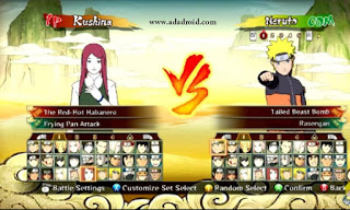 Naruto Shippuden Ultimate Ninja Revolutions by Alwan Apk