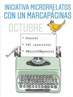 Iniciativa: Microrrelatos CUM- Octubre 2019