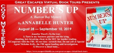 Upcoming Blog Tour 9/10/19