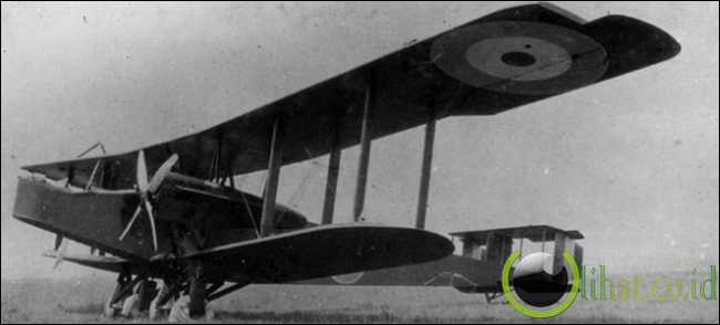 Handley Page 0/100