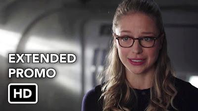 Supergirl Episódio 07 da 3° terceira temporada na Globo, hoje as 02:02
