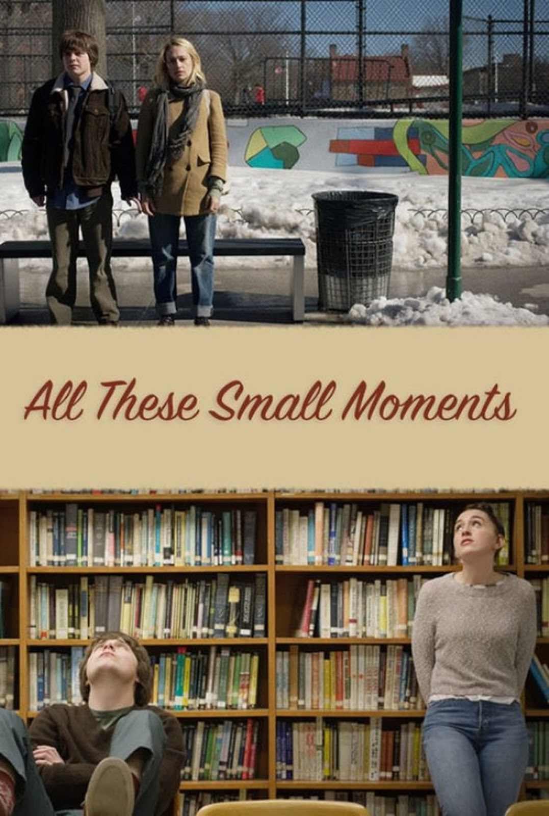 All These Small Moments [2019] [CUSTOM HD] [DVDR] [NTSC] [Latino]
