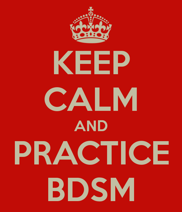 Practice BDSM your way.