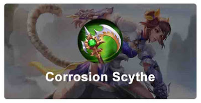 Build wanwan Corrosion Scythe ML