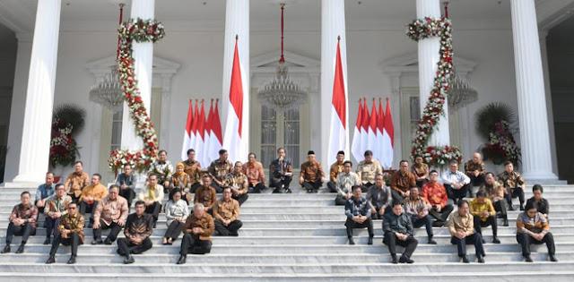 Arief Poyuono: Jokowi Sudah Bagus, Tinggal Kabinetnya Disingsetkan Biar Speed Nambah