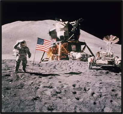 moon landing hoax rock - photo #16