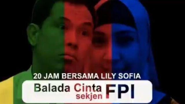 Penyebar Video Balada Cinta Munarman Bakal Dipolisikan? Ini Kata Tim Hukum