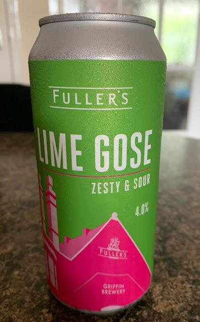 Lime Gose Beer (Fuller's)
