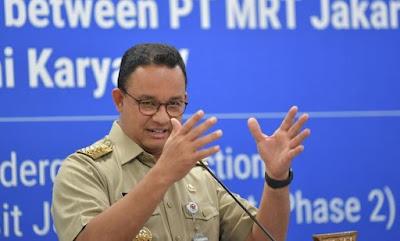 Kata Anies ada 61 Tenaga Medis di Jakarta Terpapar Corona