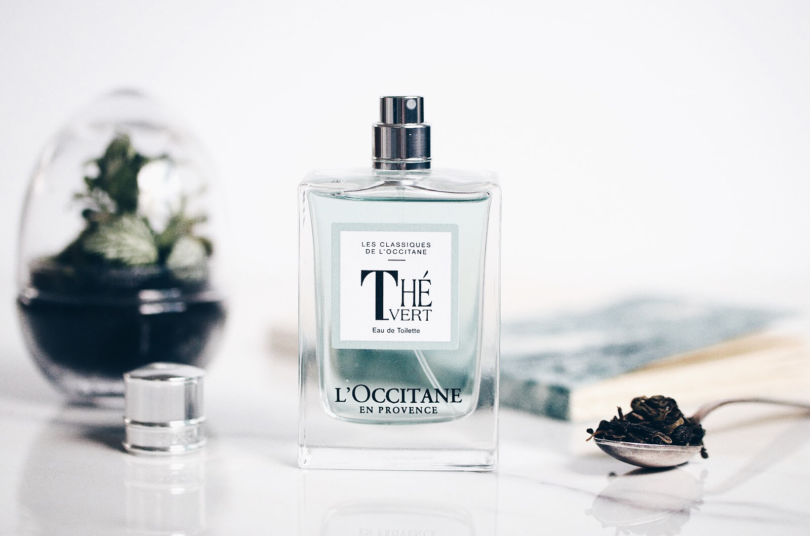 l'occitane les classiques parfum thé vert avis test