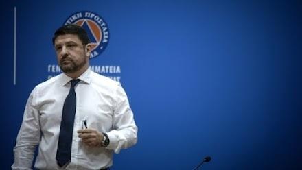 Συνεχής συντονισμός από την Πολιτική Προστασία για τον μεσογειακό κυκλώνα