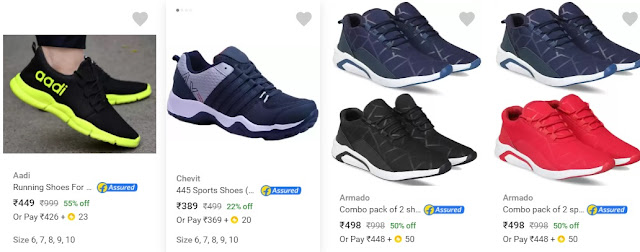 Best Running Shoes For Men Online at Best Prices in India
