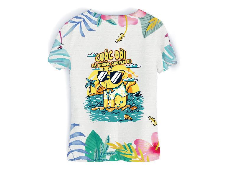 Thiết kế áo 3d
