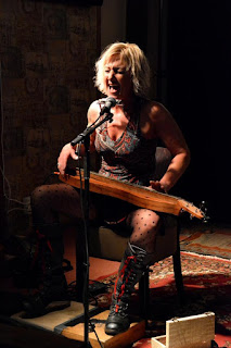 Sofie Reed, Instructor of Delta Blues Dulcimer Revival 2020