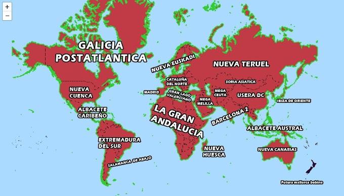España gana la Guerra Mundia Bot