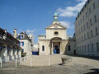 Cimetière de Picpus et sa chapelle