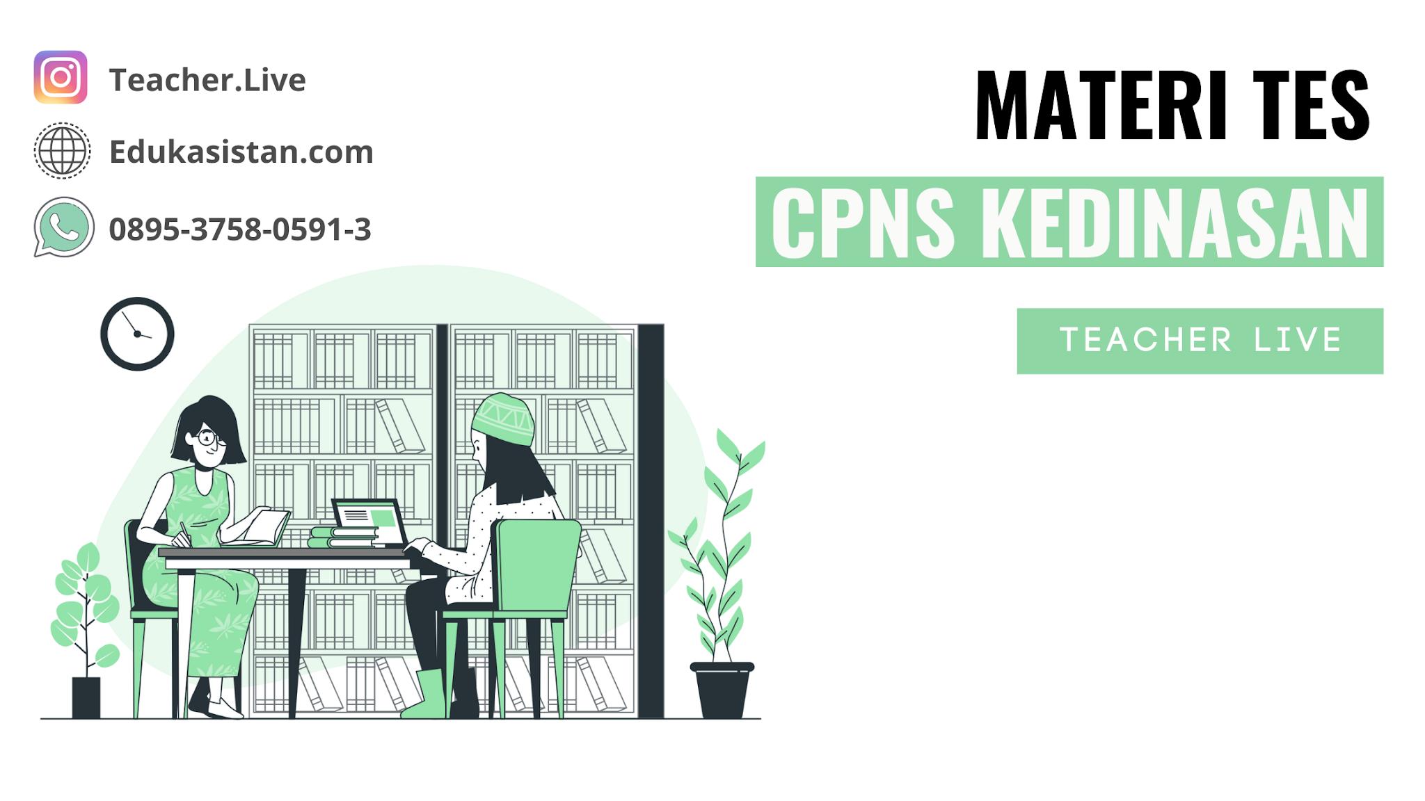 Rangkuman Materi CPNS