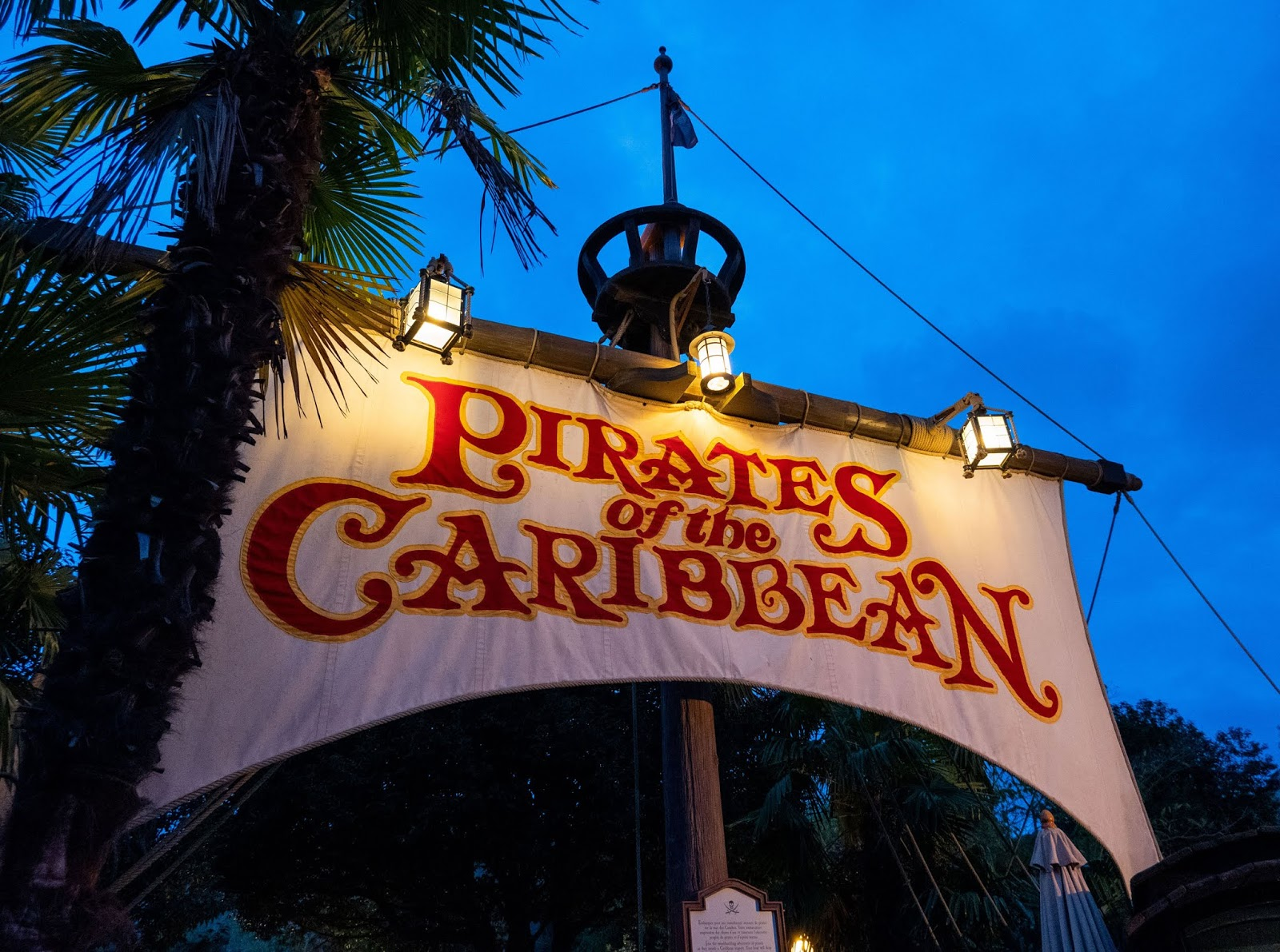 Pirates of the Caribbean at Disneyland Paris