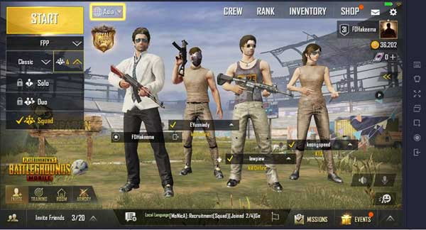 4 Emulator Android Terbaik untuk Bermain Game PUBG Mobile di PC Windows