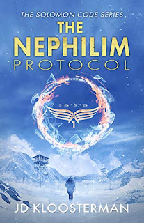 The Nephilim Protocol - a YA Contemporary Fantasy by JD Kloosterman