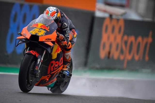 Hasil lengkap Kualifikasi MotoGP Eropa 2020