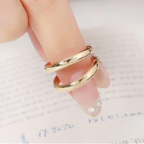 Ketahui : Ini bahan-bahan cincin kawin yang wajib kamu tau!