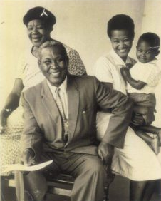 Albert John Mvumbi Luthuli was the first African Nobel prizewinner for Peace