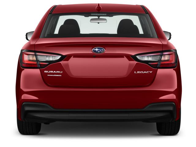 2022 Subaru Legacy Review