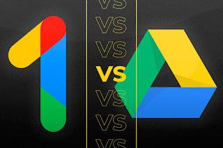 Google One vs Google Drive