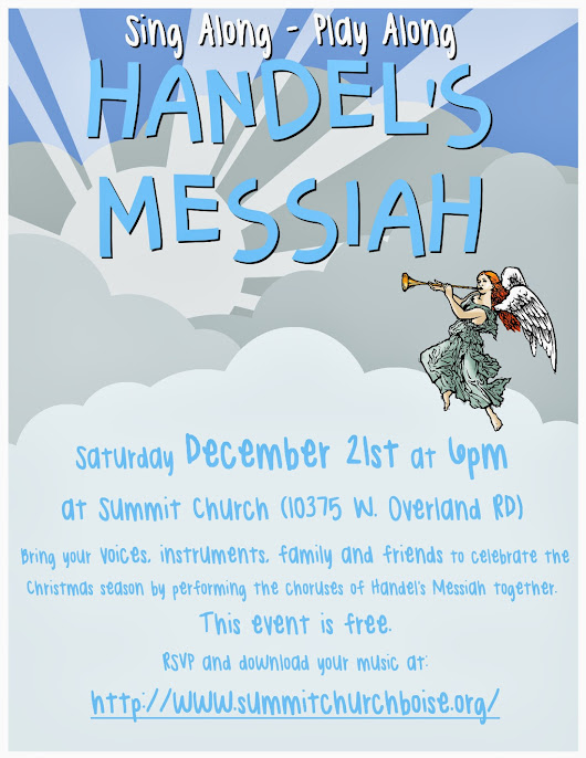Singalong Playalong Handel's Messiah