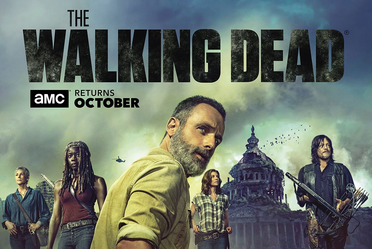 The Walking Dead 9° Temporada – Episódio 08