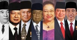 Biografi Lengkap Semua Presiden Indonesia