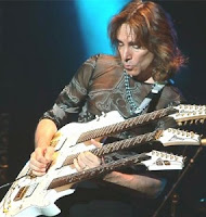 Biography of Steve Vai - World's Fastest Guitarist