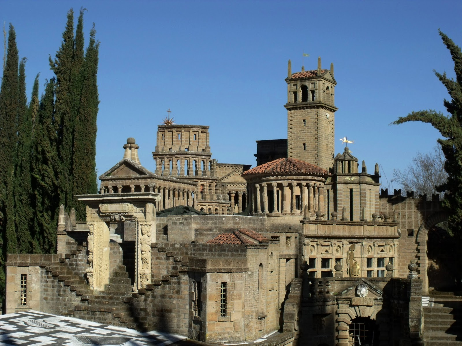 Travel adventures umbria a voyage to the umbria region for Green italy