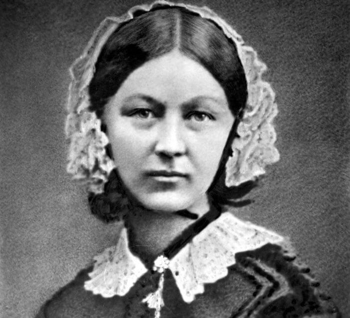 Florence Nightingale 1860