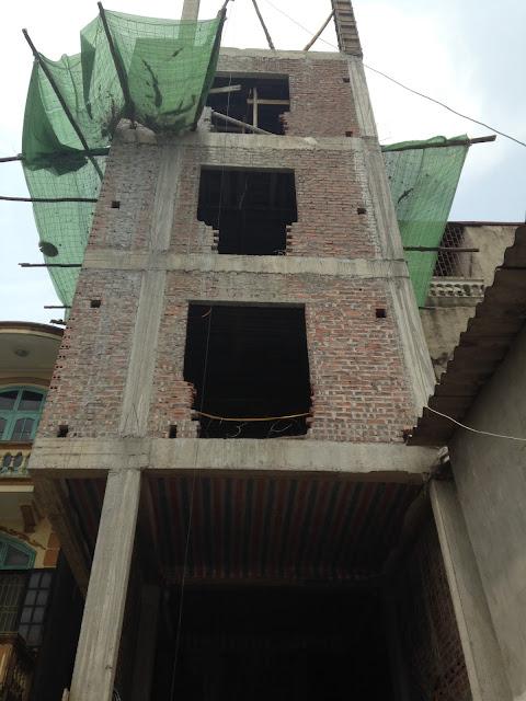 Tòa chung cư mini Minh Đại Lộc 2 hiện  đang bắt đầu đi vào hoàn thiện để bàn giao cho khách hàng