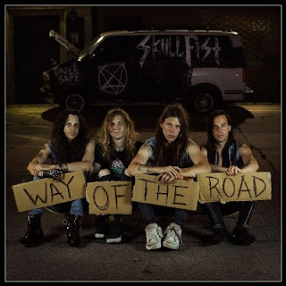 "Το video των Skull Fist για το ""You belong to me"" από το album ""Way of the Road"""