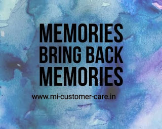 memories lyrics