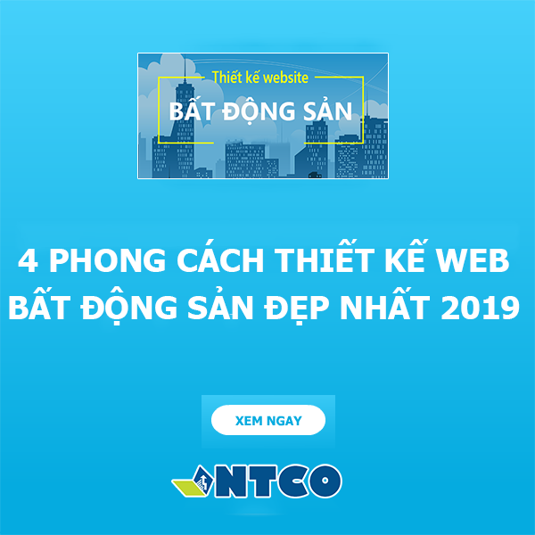 thiet ke website bat dong san