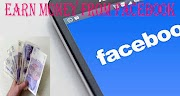 How to earn money from facebook? Share images and sort link.
