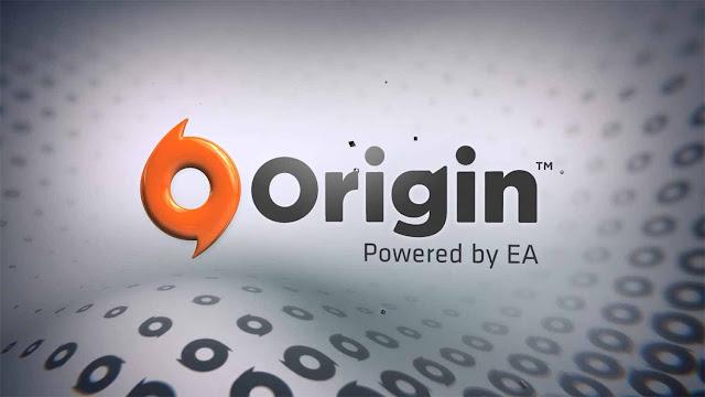 EA Origin store