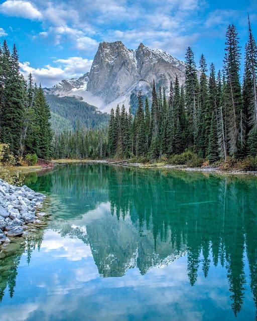 Emerald Lake -Yoho National Park