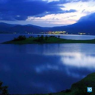 Almus Baraj Gölü Tufantepe